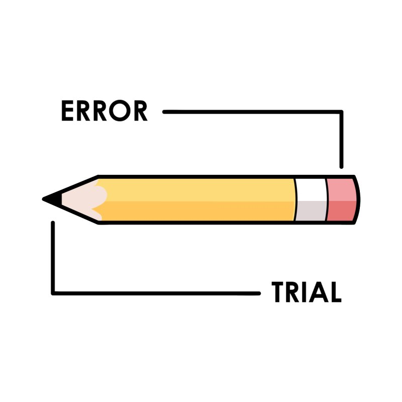 Trial & Error None  by ALGS's Artist Shop