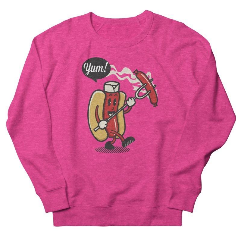 Hot Sausage! Women's Sweatshirt by ALGS's Artist Shop