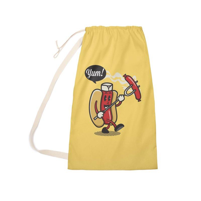 Hot Sausage! Accessories Bag by ALGS's Artist Shop