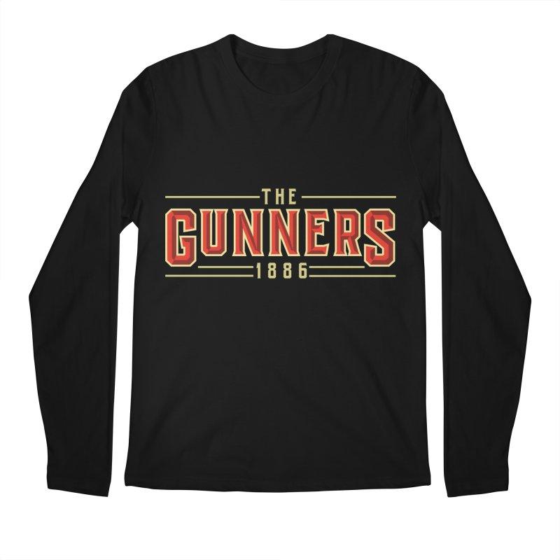 THE GUNNERS Men's Regular Longsleeve T-Shirt by ALGS's Artist Shop
