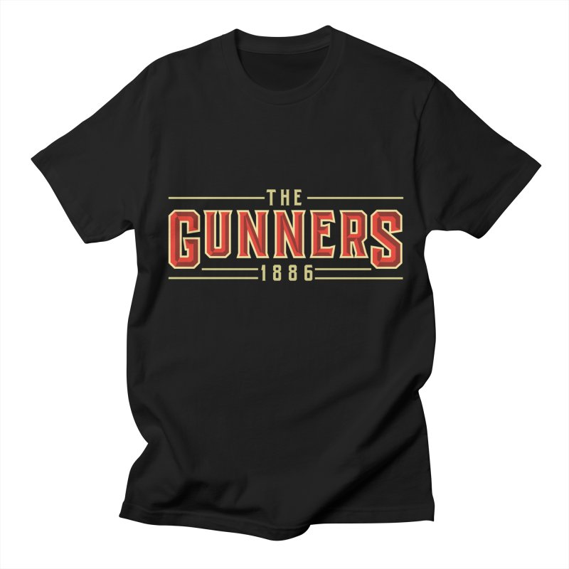 THE GUNNERS Men's Regular T-Shirt by ALGS's Artist Shop