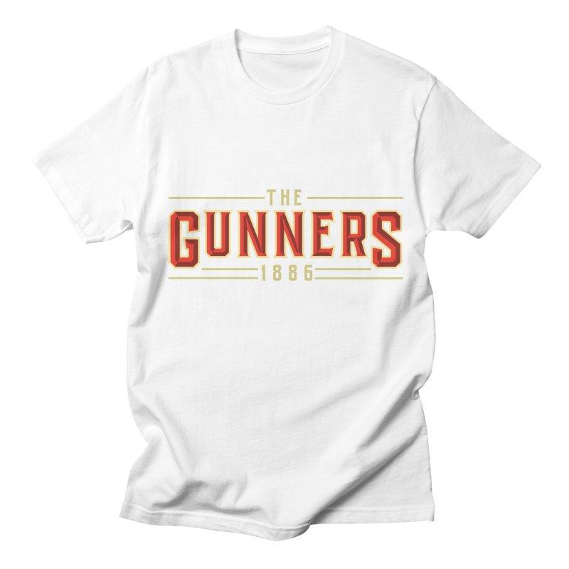 THE GUNNERS Men's Regular T-Shirt by ALGS's Artist Shop