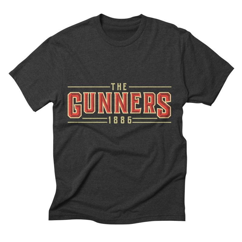 THE GUNNERS Men's Triblend T-Shirt by ALGS's Artist Shop