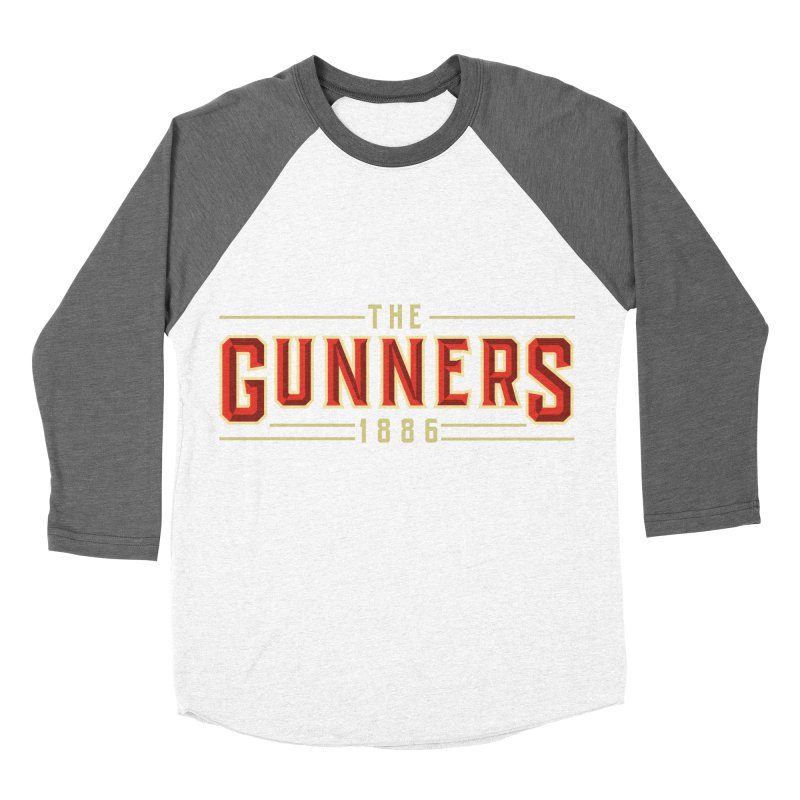 THE GUNNERS Men's Baseball Triblend Longsleeve T-Shirt by ALGS's Artist Shop