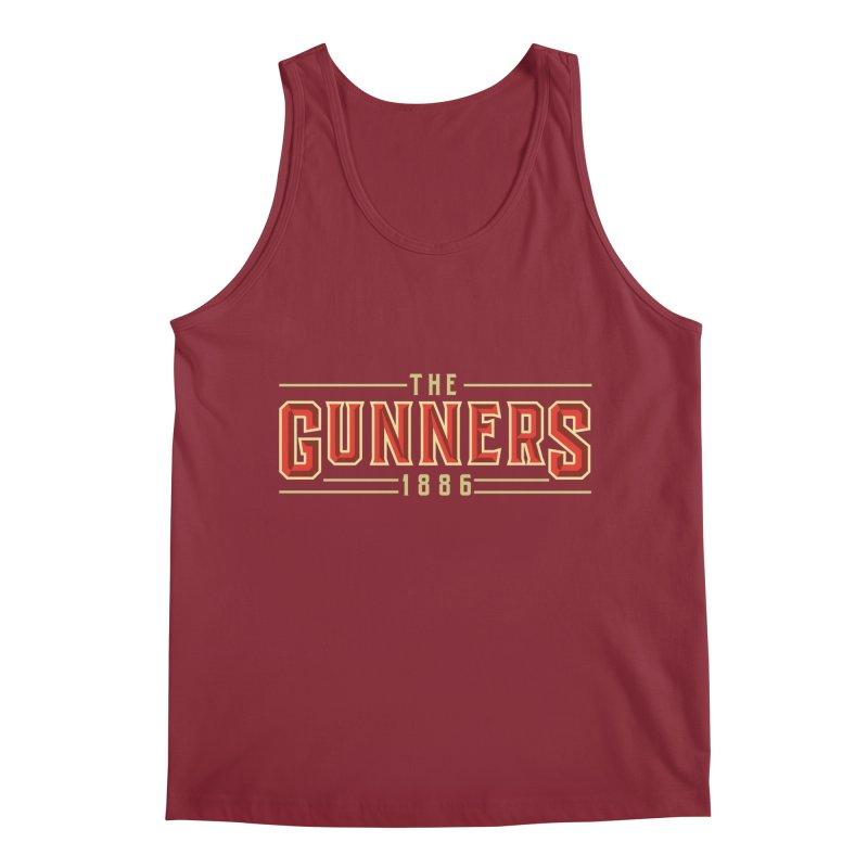 THE GUNNERS Men's Regular Tank by ALGS's Artist Shop