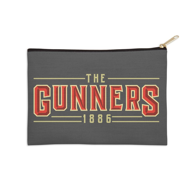 THE GUNNERS Accessories Zip Pouch by ALGS's Artist Shop