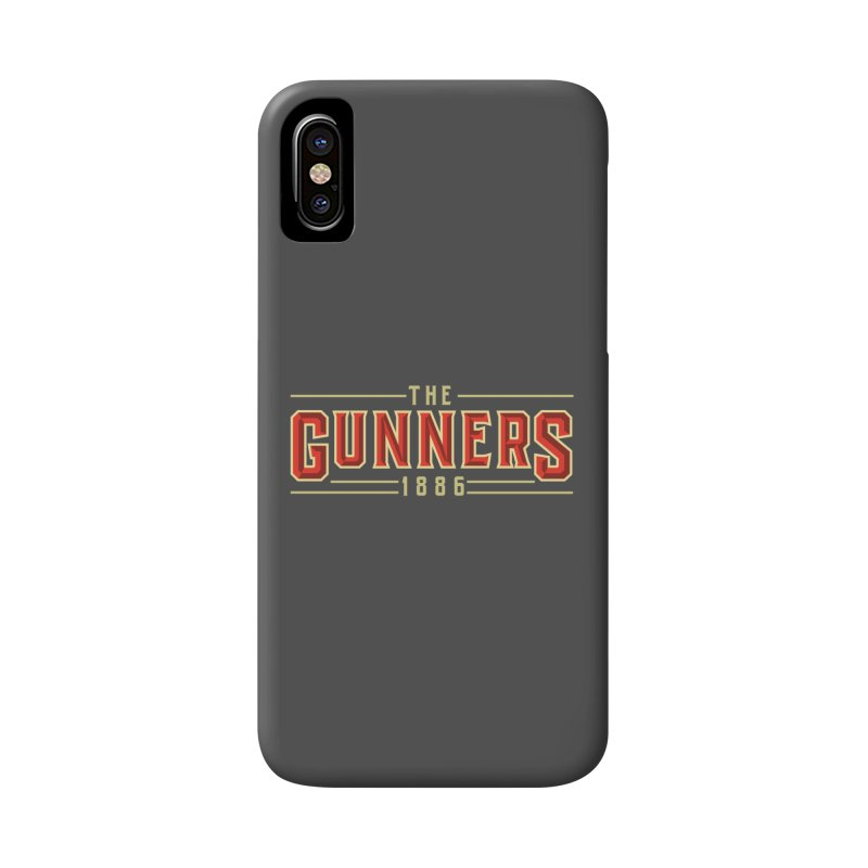 THE GUNNERS Accessories Phone Case by ALGS's Artist Shop