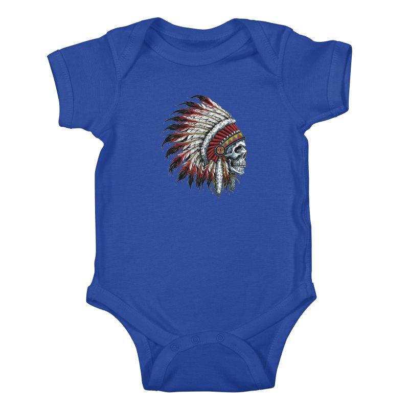 Native Instruments Kids Baby Bodysuit by ALGS's Artist Shop