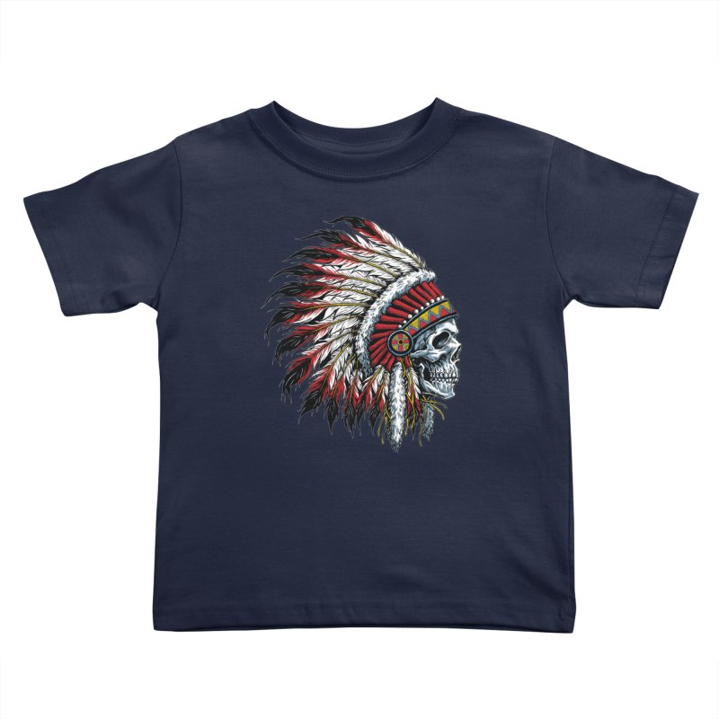 Native Instruments Kids Toddler T-Shirt by ALGS's Artist Shop