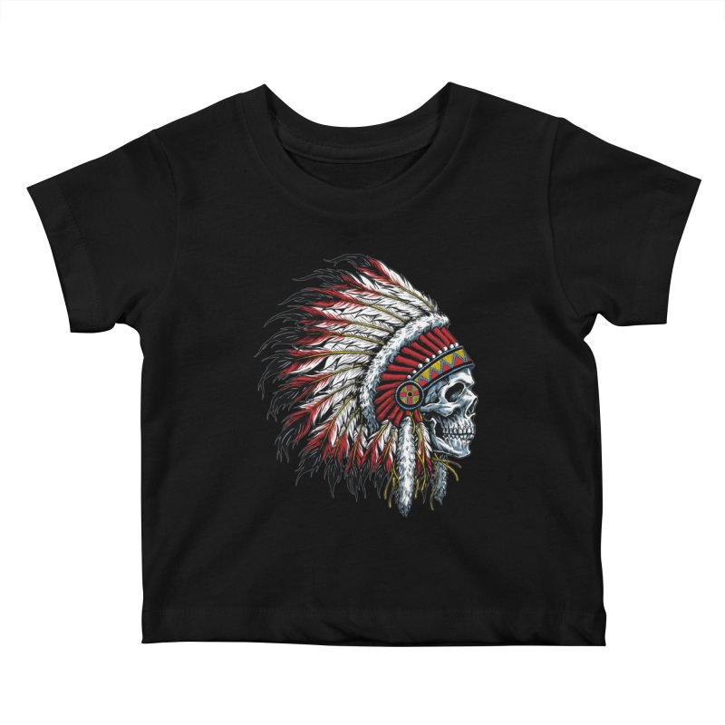 Native Instruments Kids Baby T-Shirt by ALGS's Artist Shop