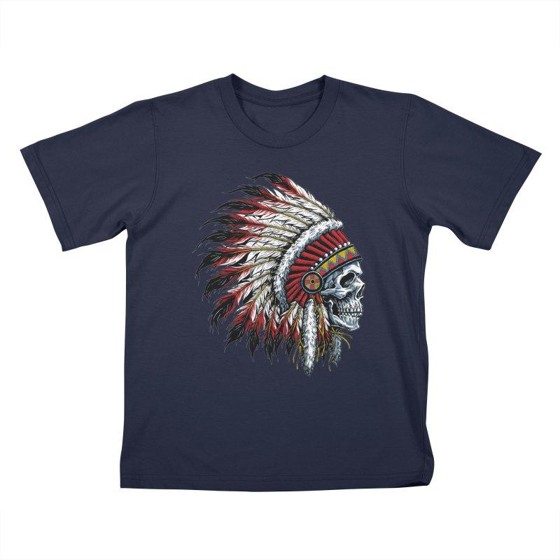 Native Instruments Kids T-Shirt by ALGS's Artist Shop