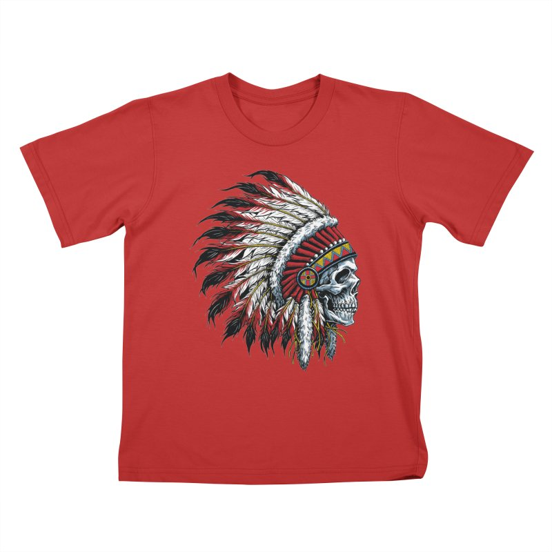Native Instruments Kids T-Shirt by ALGS's Artist Shop