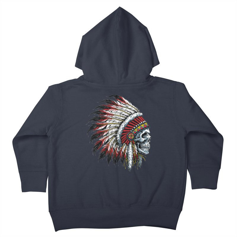 Native Instruments Kids Toddler Zip-Up Hoody by ALGS's Artist Shop