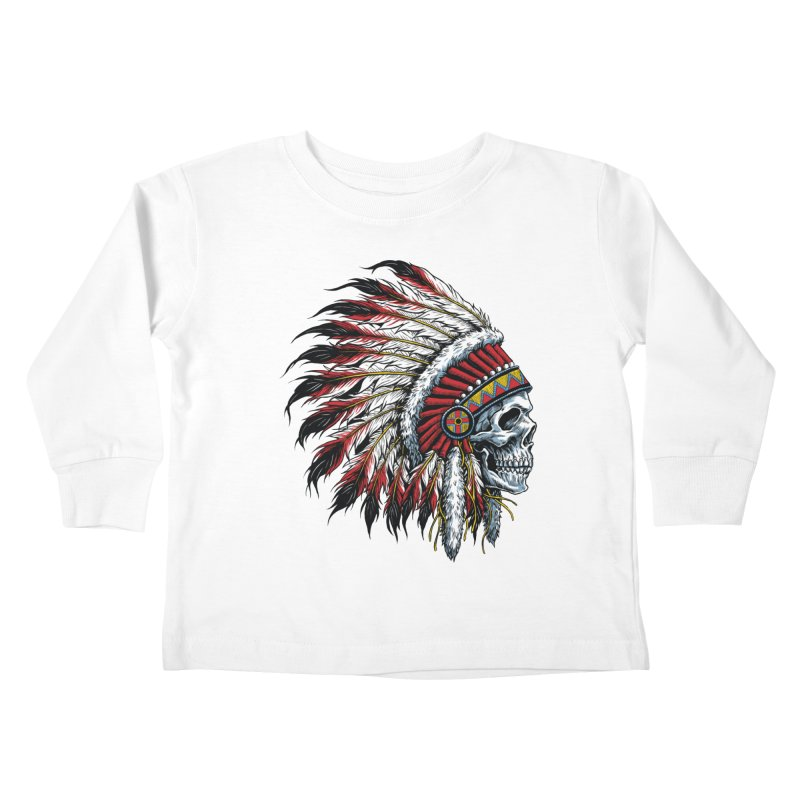 Native Instruments Kids Toddler Longsleeve T-Shirt by ALGS's Artist Shop