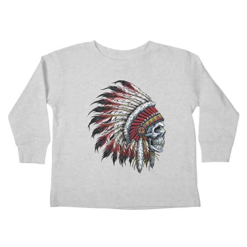 Native Instruments Kids Toddler Longsleeve T-Shirt by ALGS's Artist Shop