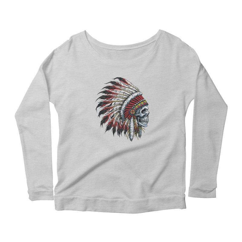 Native Instruments Women's Scoop Neck Longsleeve T-Shirt by ALGS's Artist Shop