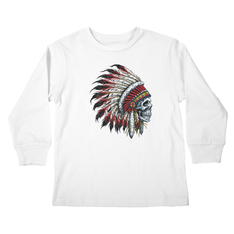 Native Instruments Kids Longsleeve T-Shirt by ALGS's Artist Shop