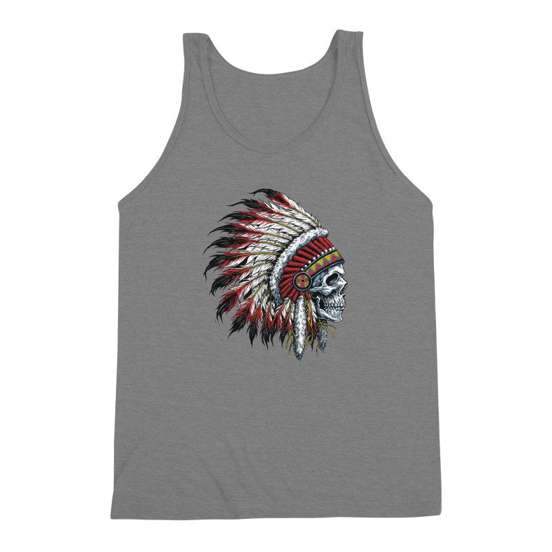 Native Instruments Men's Triblend Tank by ALGS's Artist Shop