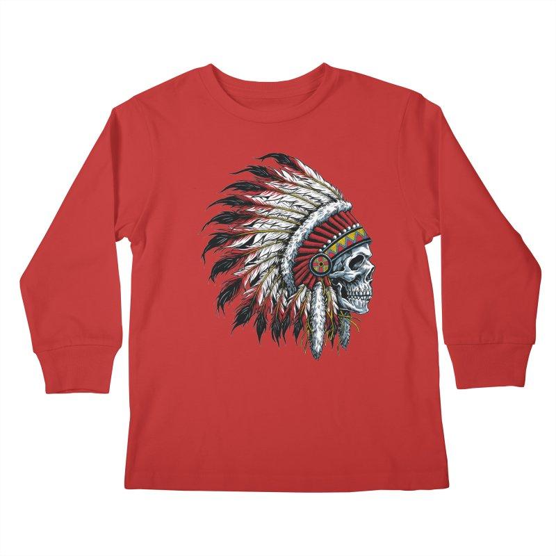 Native Instruments Kids Longsleeve T-Shirt by ALGS's Artist Shop