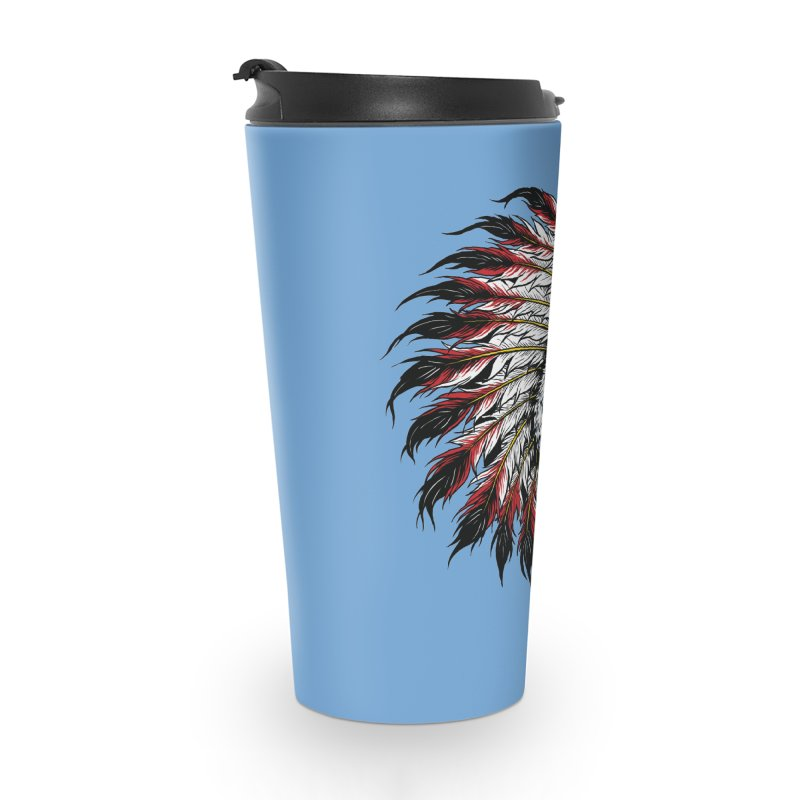 Native Instruments Accessories Travel Mug by ALGS's Artist Shop