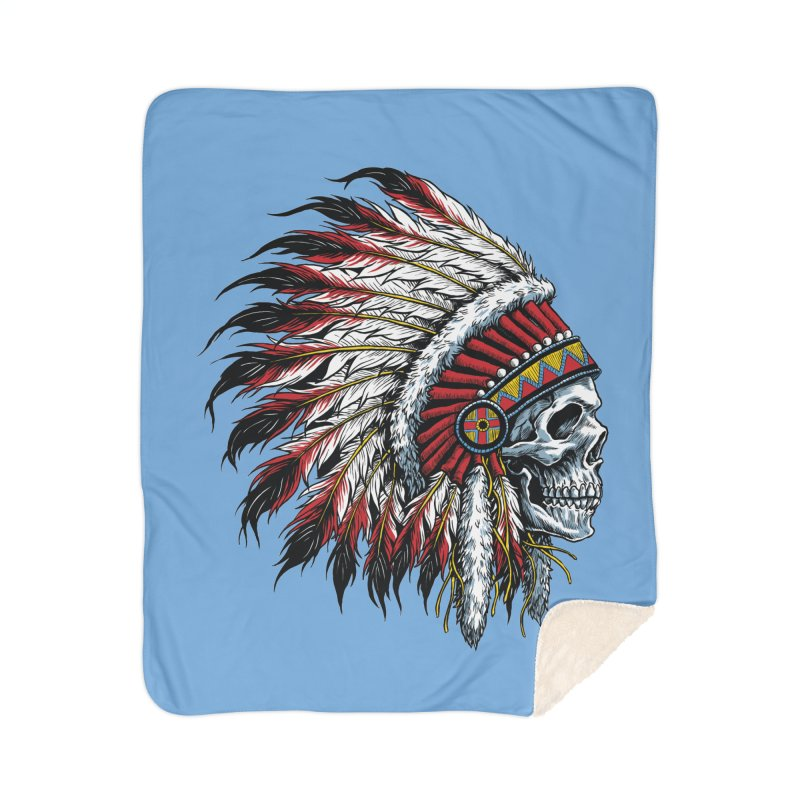 Native Instruments Home Sherpa Blanket Blanket by ALGS's Artist Shop