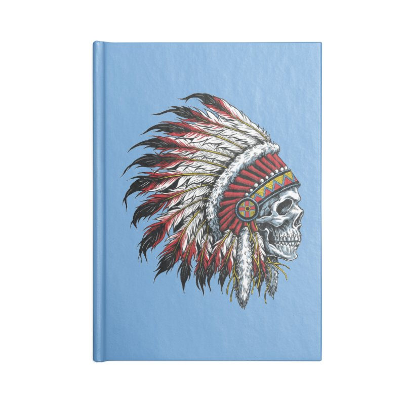 Native Instruments Accessories Blank Journal Notebook by ALGS's Artist Shop