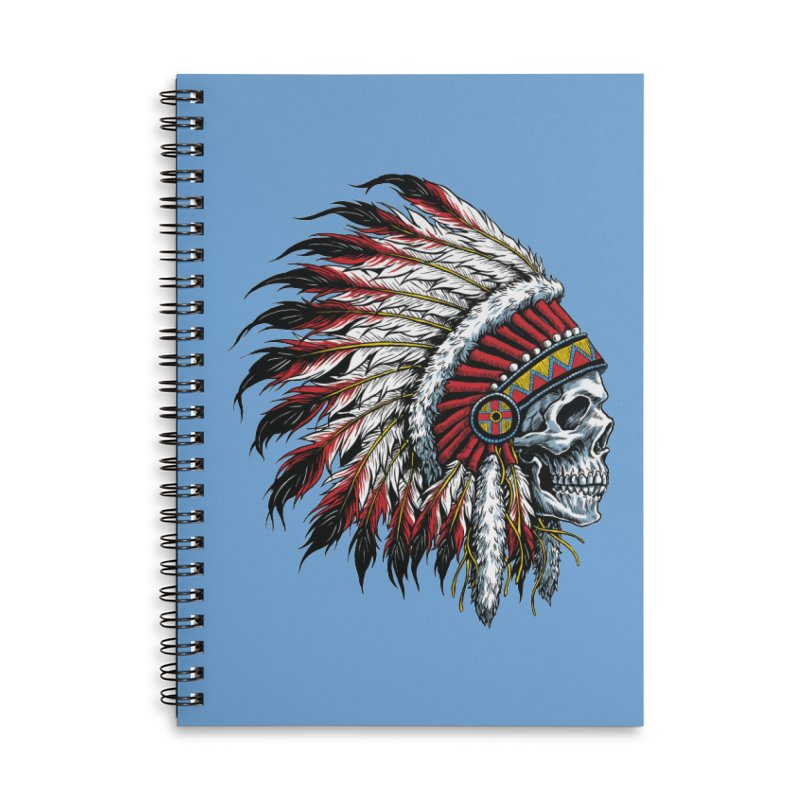 Native Instruments Accessories Lined Spiral Notebook by ALGS's Artist Shop