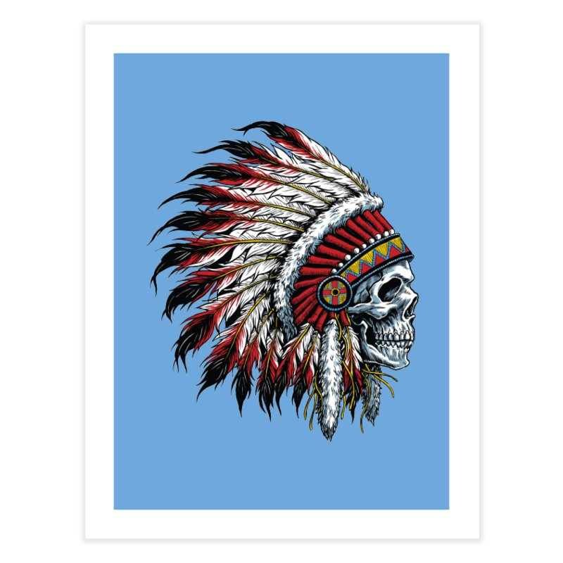 Native Instruments Home Fine Art Print by ALGS's Artist Shop