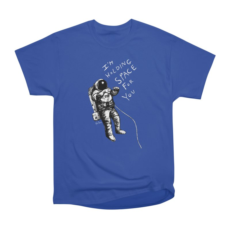 Holding Space Men's T-Shirt by alicemdraws's Artist Shop