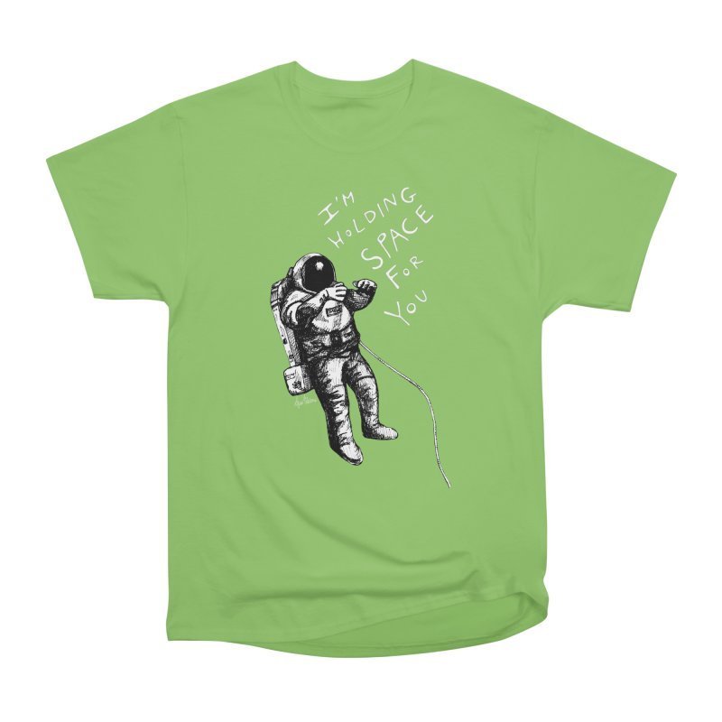 Holding Space Men's Heavyweight T-Shirt by alicemdraws's Artist Shop