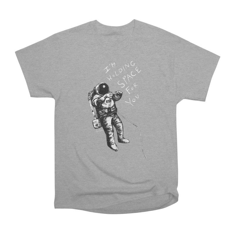 Holding Space Women's Heavyweight Unisex T-Shirt by alicemdraws's Artist Shop