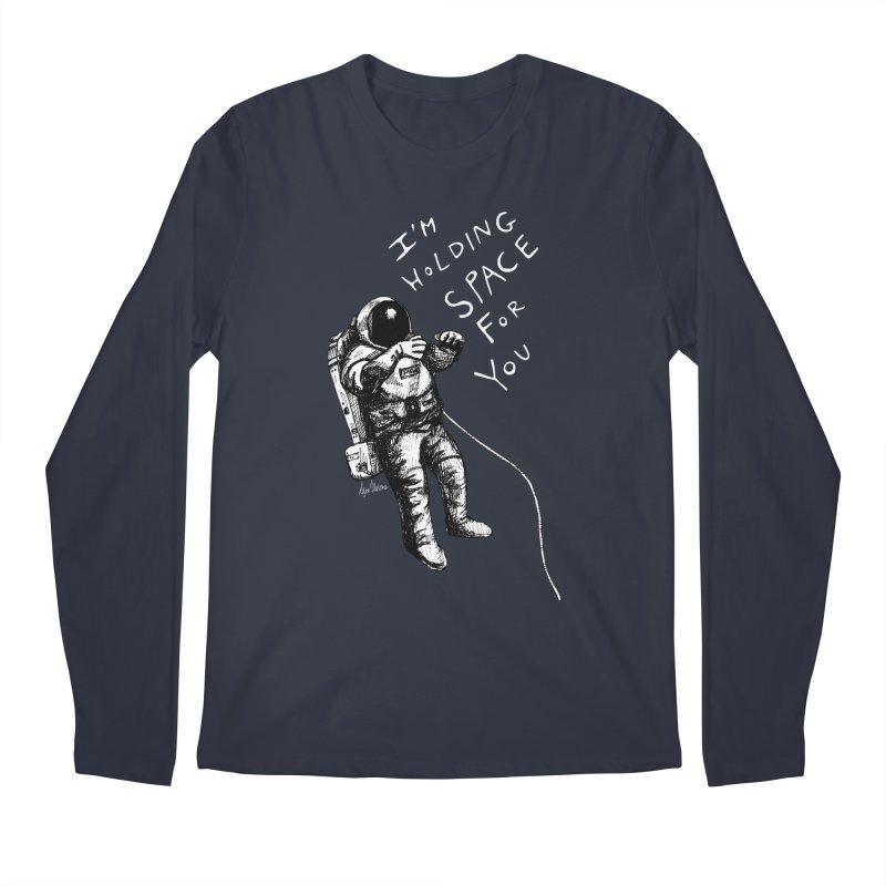 Holding Space Men's Longsleeve T-Shirt by alicemdraws's Artist Shop
