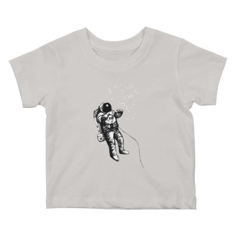 Holding Space Kids Baby T-Shirt by alicemdraws's Artist Shop