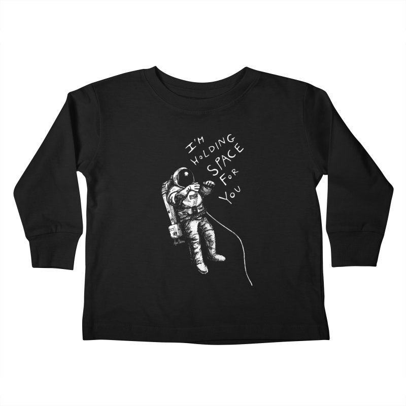 Holding Space Kids Toddler Longsleeve T-Shirt by alicemdraws's Artist Shop