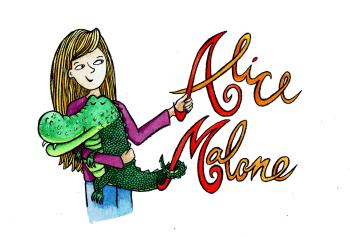 alicemdraws's Artist Shop Logo