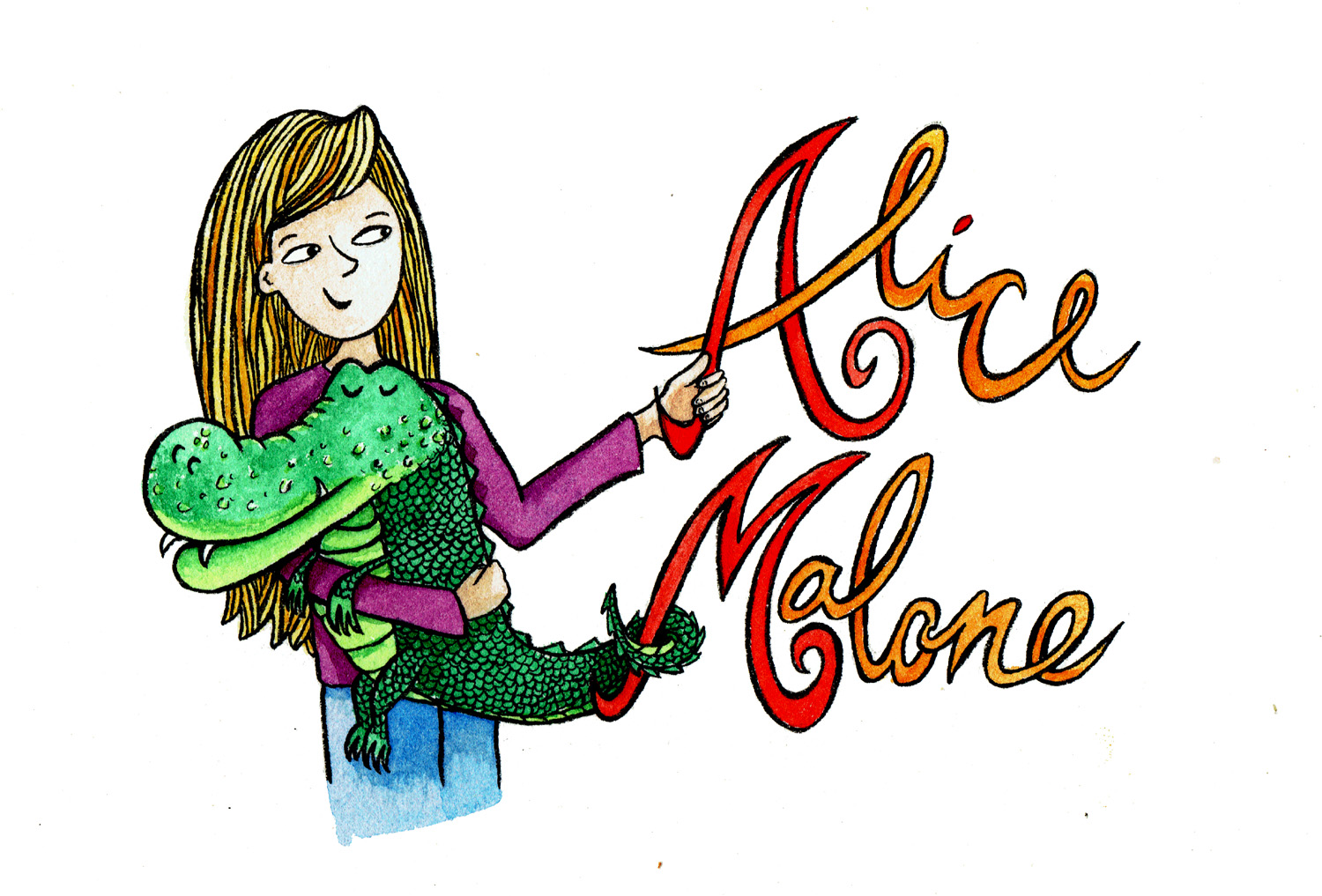 alicemdraws's Artist Shop Logo