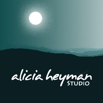 Alicia Heyman Studio's Artist Shop Logo
