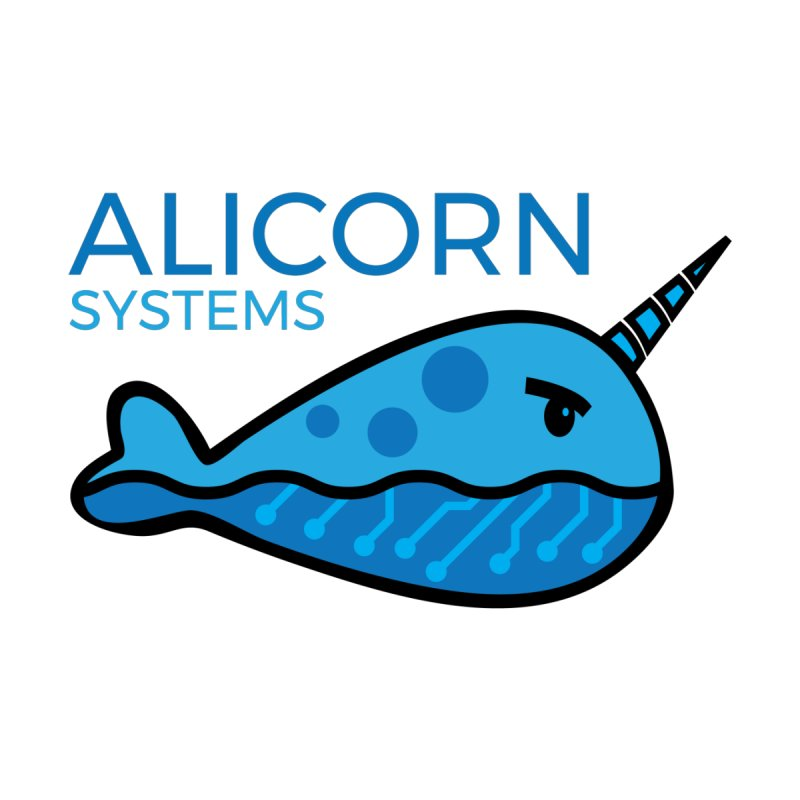 Alicorn Logo   by The Alicorn Apparel Shop