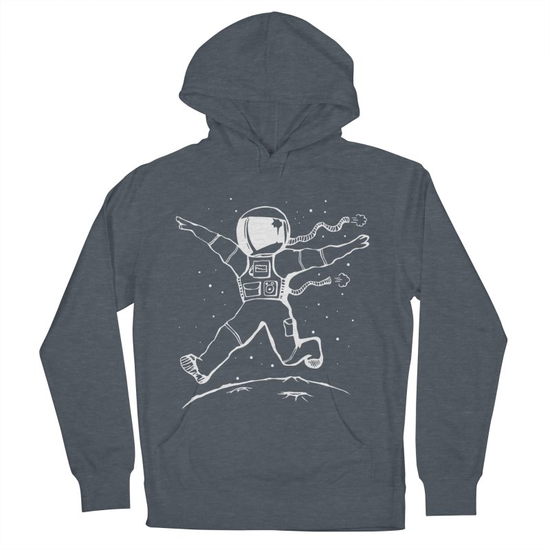 Space Cadet Women's French Terry Pullover Hoody by alienmuffin's Artist Shop