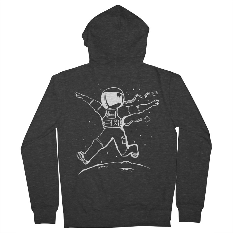 Space Cadet Women's French Terry Zip-Up Hoody by alienmuffin's Artist Shop