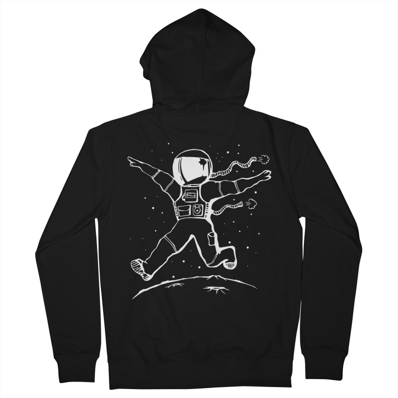 Space Cadet Women's Zip-Up Hoody by alienmuffin's Artist Shop