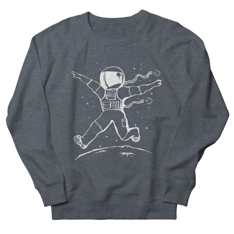 Space Cadet Women's French Terry Sweatshirt by alienmuffin's Artist Shop