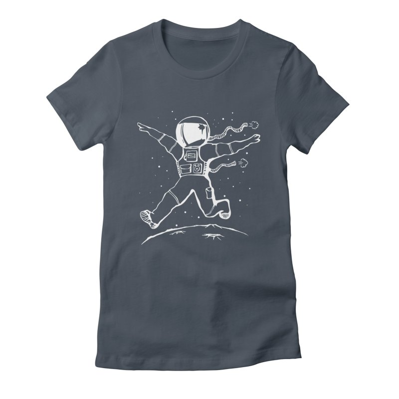 Space Cadet Women's T-Shirt by alienmuffin's Artist Shop
