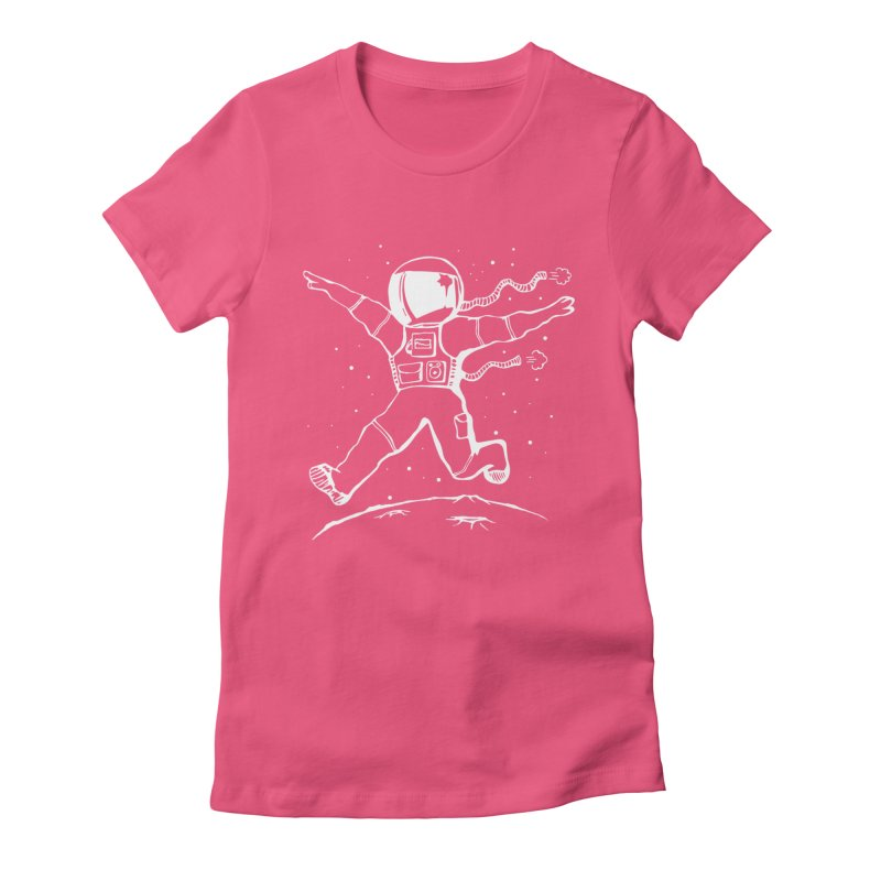 Space Cadet Women's T-Shirt by alienmuffin's Artist Shop
