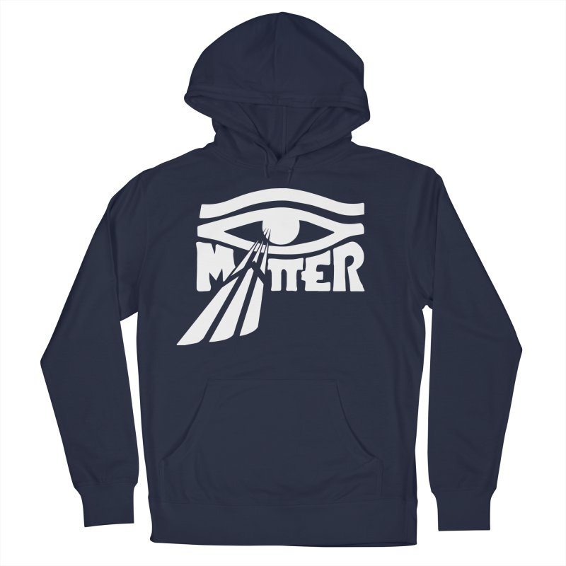 I Matter Men's French Terry Pullover Hoody by alienmuffin's Artist Shop