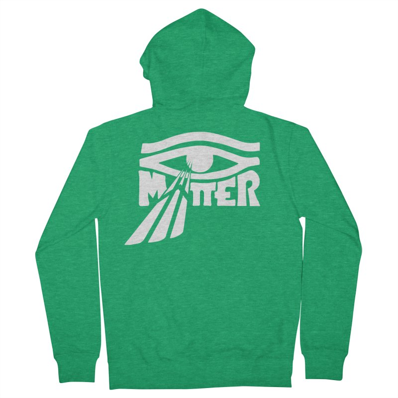 I Matter Men's Zip-Up Hoody by alienmuffin's Artist Shop