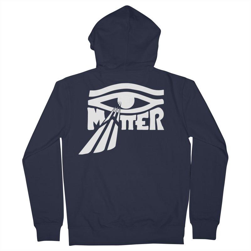 I Matter Men's Zip-Up Hoody by alienmuffin's Artist Shop
