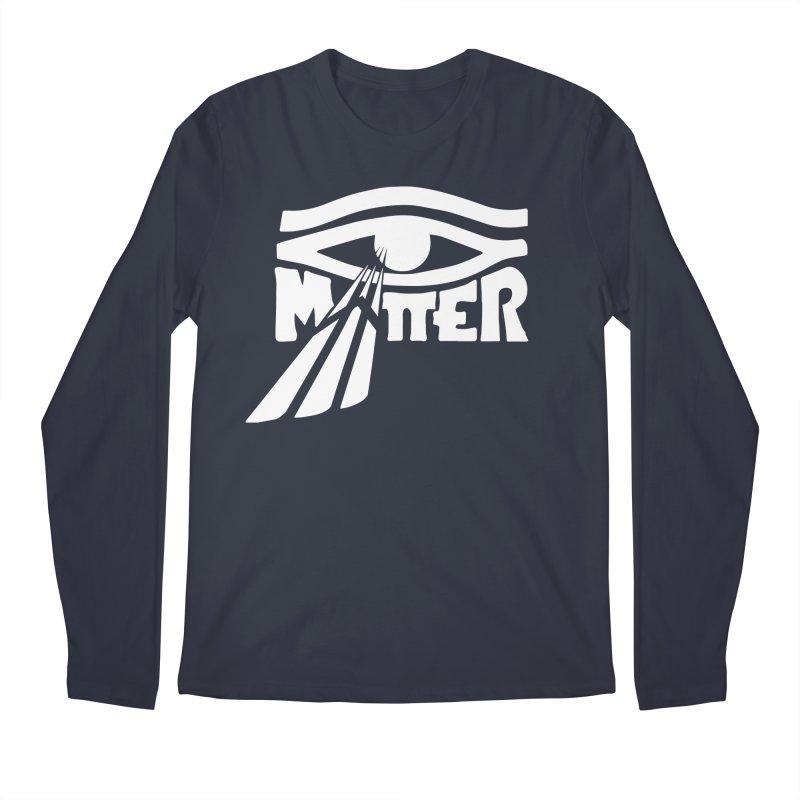 I Matter Men's Regular Longsleeve T-Shirt by alienmuffin's Artist Shop