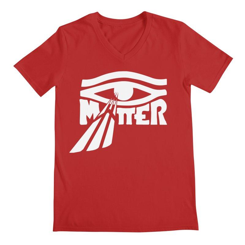 I Matter Men's V-Neck by alienmuffin's Artist Shop