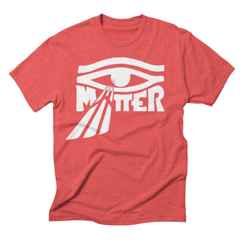 I Matter Men's Triblend T-shirt by alienmuffin's Artist Shop